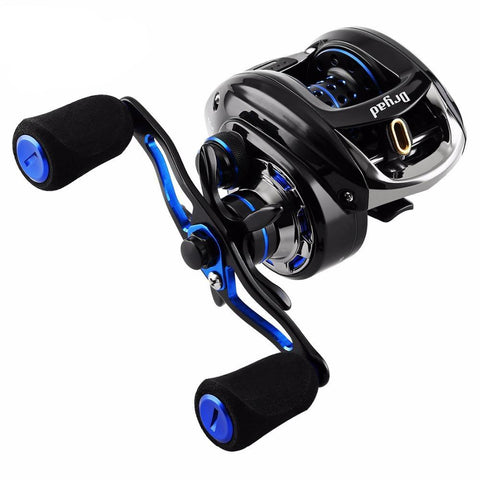 SeaKnight High Speed Dryad Plus Baitcasting Anti-Corrosive 12BB 7.6/7.0:1