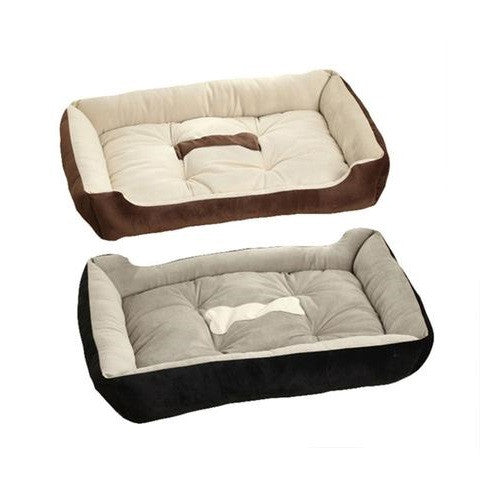 6 Sizes House New Pets Beds Plus Size Dog House High Quality PP Cotton Pet Beds