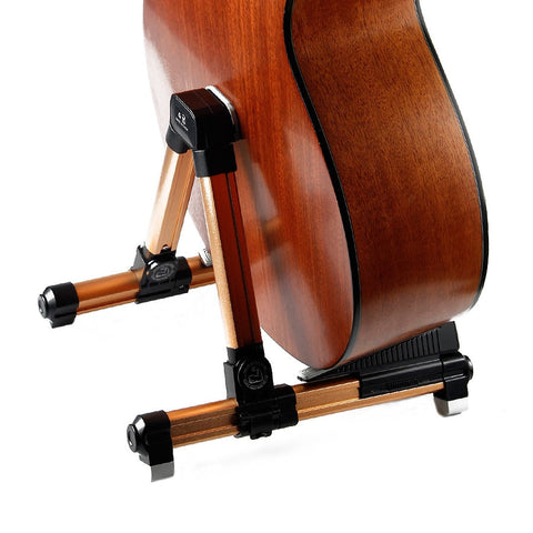 Universal Folding A-Frame Guitar Stand M-31