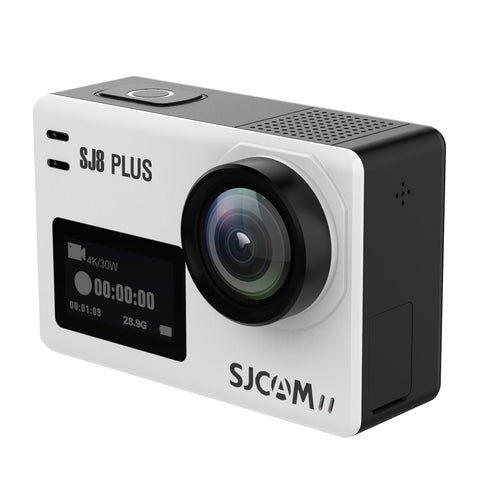 SJCAM SJ8 Series SJ8 Air & SJ8 Plus & SJ8 Pro 1290P 4K 60fps Waterproof Action Camera WIFI - White