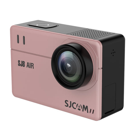 SJCAM SJ8 Series SJ8 Air & SJ8 Plus & SJ8 Pro 1290P 4K 60fps Waterproof Action Camera WIFI - Rose Gold