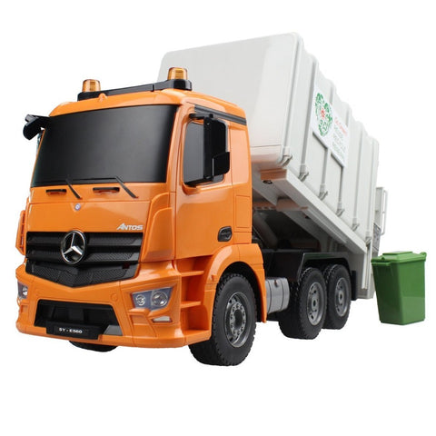 2.4G Radio Control Construction RC Garbage Truck * Others Remote Controlled Cars - Periwinkle Online