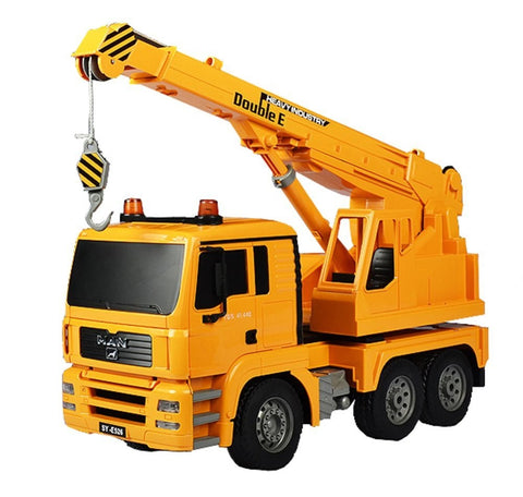 2.4G Radio Control Construction RC Crane Truck * Others Remote Controlled Cars - Periwinkle Online