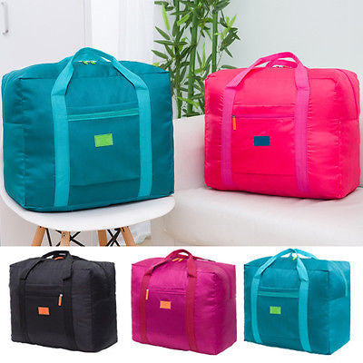 Waterproof Nylon Travel Duffel Unisex Fashion Bag