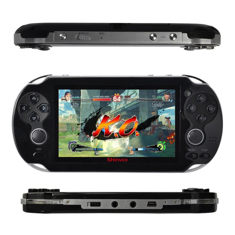 4.3 inch 8G portable game player handheld game console * Others Game Console - Periwinkle Online
