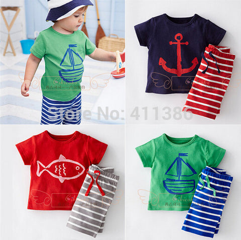 Boys Sport Suit Clothing set for Boys