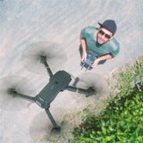 E58 WIFI FPV With Wide Angle HD Camera High Hold Mode Foldable Arm RC Quadcopter Drone