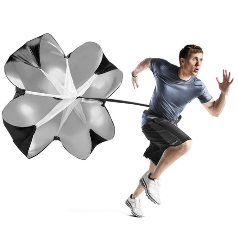 Free Shipping | Adjustable 1.3m Long 5-15kg Force Speed Training Resistance Parachute Jusenda - iWynx