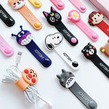 Cartoon Cord Protector Charging Cable Winder