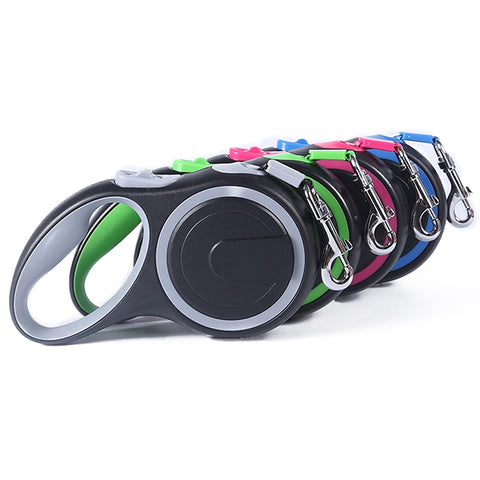 Free Shipping | 3/5Meters ABS Retractable Dog Leash Lead for 15-20kg myChang - iWynx