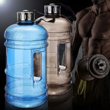Free Shipping | 2.2L Large Capacity Water Bottles Outdoor Sports Gym Half Gallon Workout Water Bottle OEM - iWynx