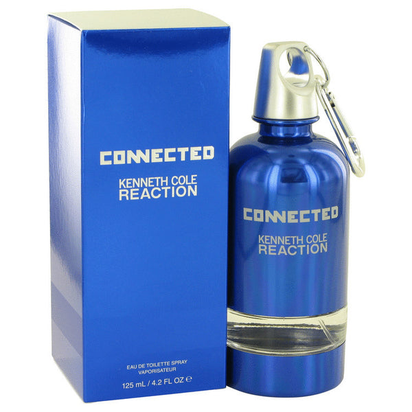 Kenneth Cole Connected Reaction EDT Spray 125ml
