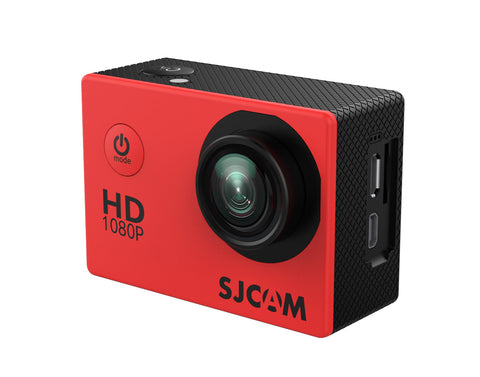 "SJCam SJ4000 Series 1080P HD 2.0""  WIFI Waterproof Action Camera (Red) * SJCam Action Video Camera - Periwinkle Online"