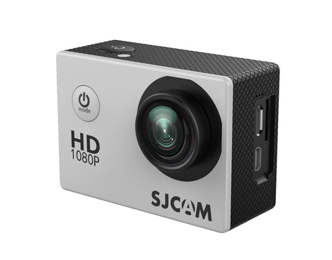 "SJCam SJ4000 Series 1080P HD 2.0""  WIFI Waterproof Action Camera (Silver) * SJCam Action Video Camera - Periwinkle Online"