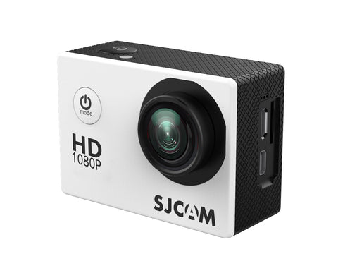 "SJCam SJ4000 Series 1080P HD 2.0""  WIFI Waterproof Action Camera (White) * SJCam Action Video Camera - Periwinkle Online"