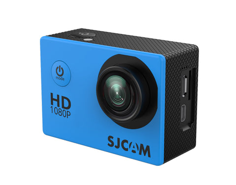 "SJCam SJ4000 Series 1080P HD 2.0""  WIFI Waterproof Action Camera (Blue) * SJCam Action Video Camera - Periwinkle Online"