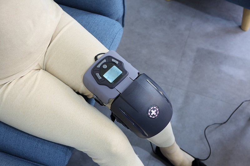 Electric Knee Wrap Massager