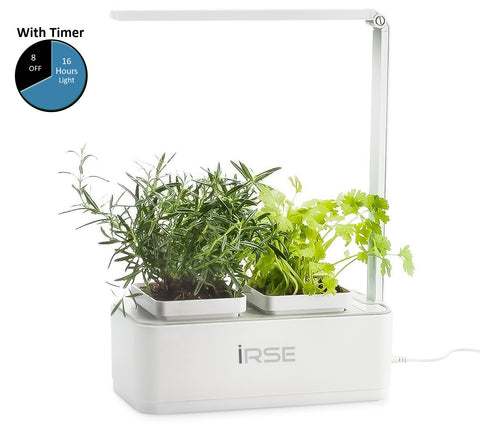 Indoor Garden Kit with Grow Light LED Growing System
