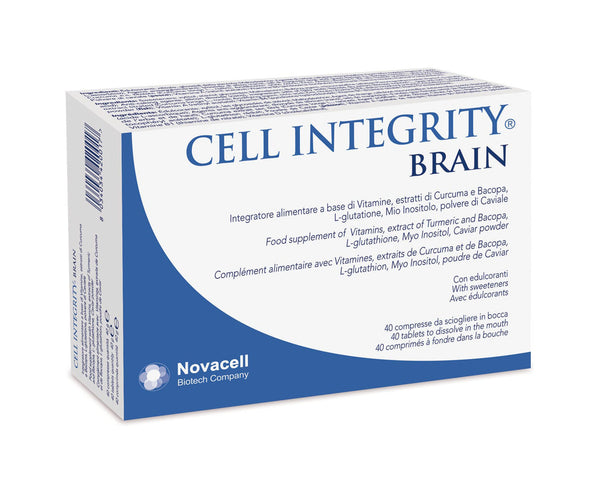 CELL INTEGRITY BRAIN : 40 tablets