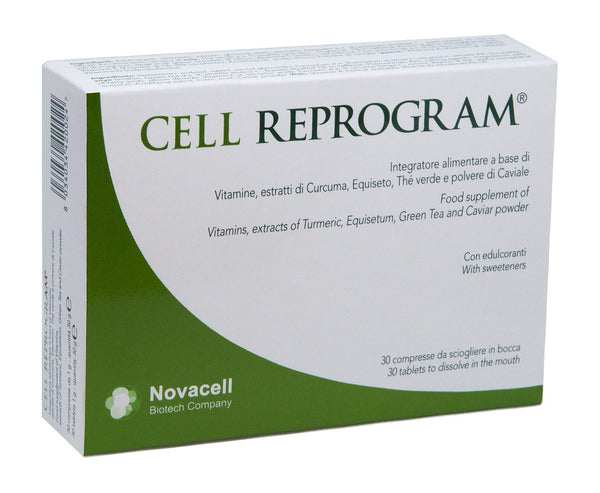 CELL REPROGRAM - single packet - 30 tablets