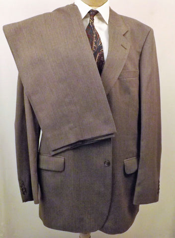 70s Mens Suit by St Michael Gray Wool Blend Size 42 L - The Blackwolf Shop Vintage Clothing for Men and Women, Antiques and Estate Jewerly