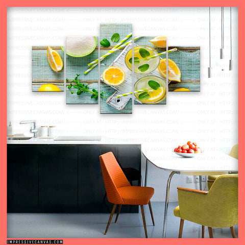 HD PRINTED LIMITED EDITION FOOD CANVAS (FOOD61515403)