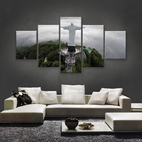 HD PRINTED LIMITED EDITION JESUS CHRIST CANVAS (JCC155001)
