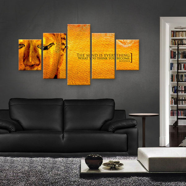 HD PRINTED LIMITED EDITION MEDITATION CANVAS (153008)