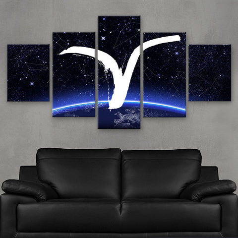 HD PRINTED LIMITED EDITION ZODIAC SIGN ARIES CANVAS (ZSIGN310004)