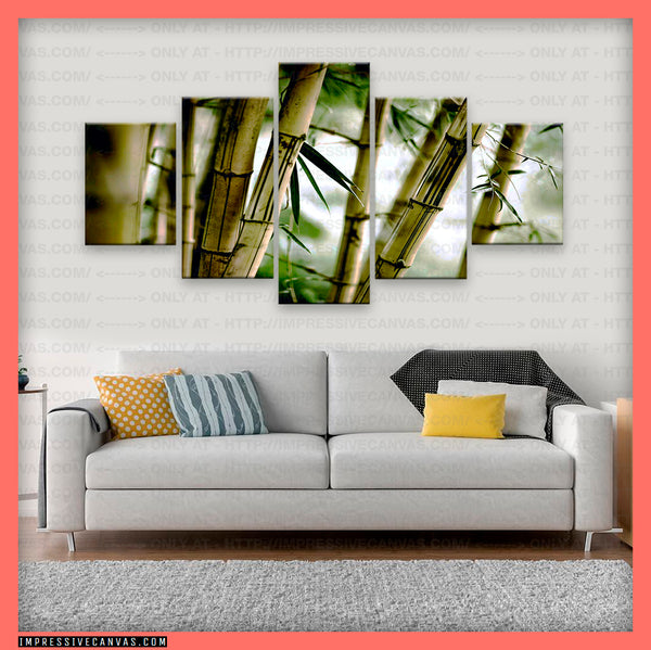 HD PRINTED LIMITED EDITION BAMBOO CANVAS (BAMBOO950001)