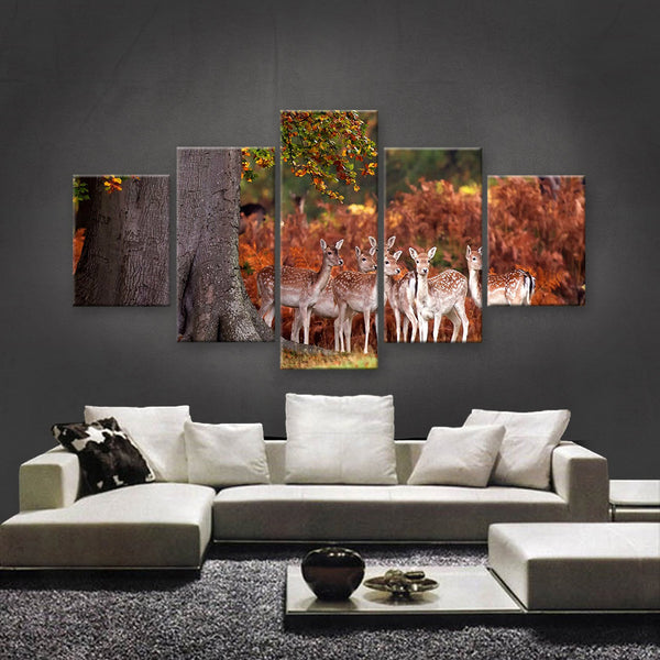 HD PRINTED LIMITED EDITION WILDLIFE CANVAS (WLC1590010)