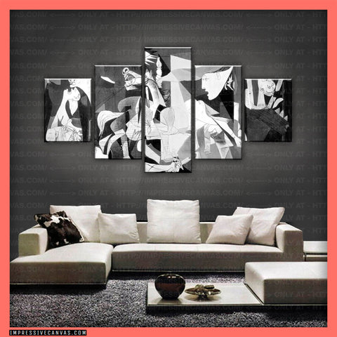 HD PRINTED LIMITED EDITION GUERNICA CANVAS (ARTCA150004)
