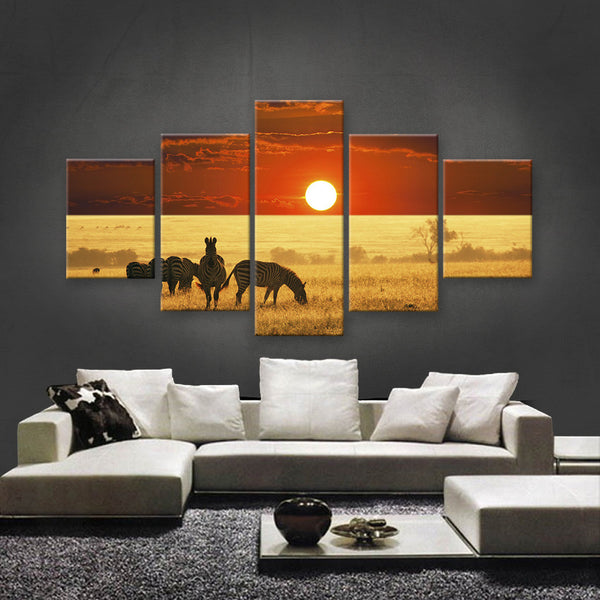 HD PRINTED LIMITED EDITION WILDLIFE CANVAS (WLC159002)
