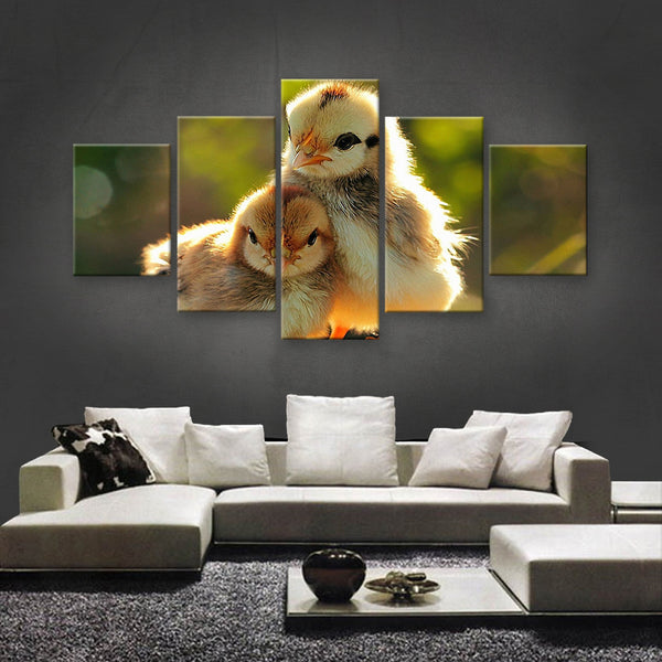 HD PRINTED LIMITED EDITION ANIMAL CANVAS (ANC159001)
