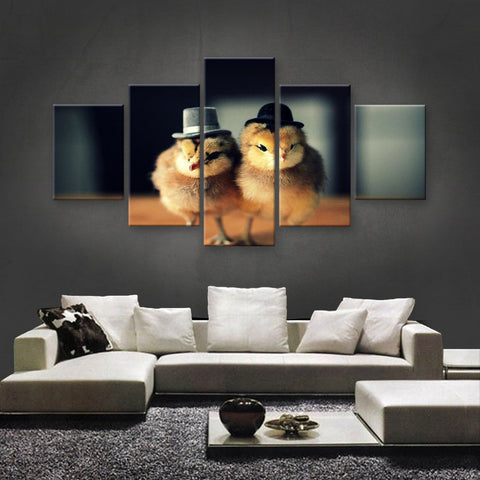 HD PRINTED LIMITED EDITION ANIMAL CANVAS (ANC159002)