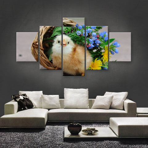 HD PRINTED LIMITED EDITION ANIMAL CANVAS (ANC159003)
