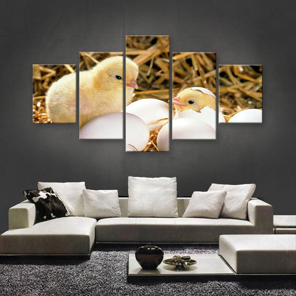 HD PRINTED LIMITED EDITION ANIMAL CANVAS (ANC159004)