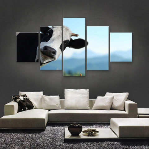 HD PRINTED LIMITED EDITION ANIMAL CANVAS (ANC159005)