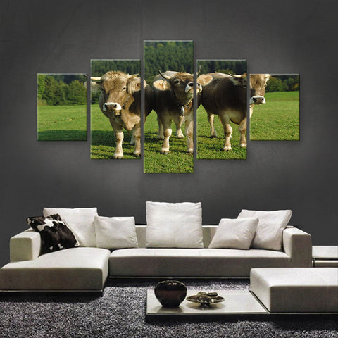 HD PRINTED LIMITED EDITION ANIMAL CANVAS (ANC159007)