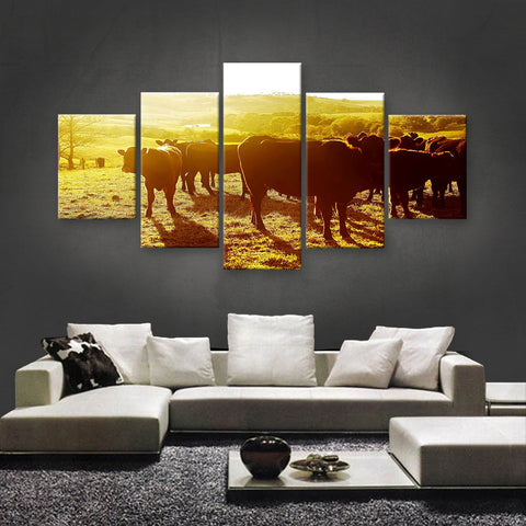 HD PRINTED LIMITED EDITION ANIMAL CANVAS (ANC159008)