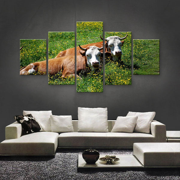 HD PRINTED LIMITED EDITION ANIMAL CANVAS (ANC159010)