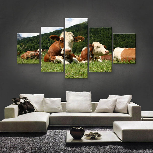 HD PRINTED LIMITED EDITION ANIMAL CANVAS (ANC159011)