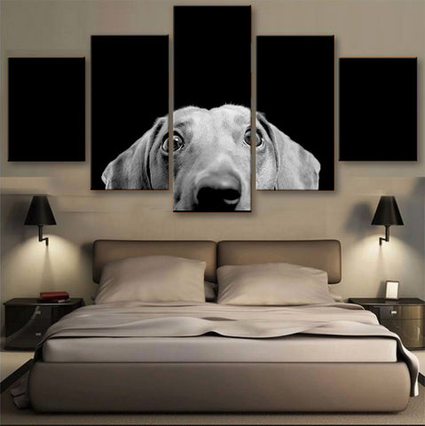 HD PRINTED LIMITED EDITION ANIMAL CANVAS (ANC159012)