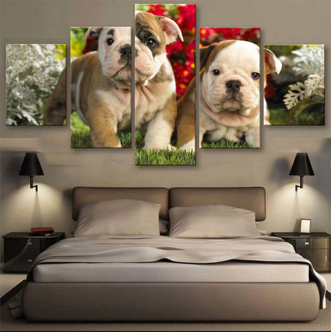 HD PRINTED LIMITED EDITION ANIMAL CANVAS (ANC159013)
