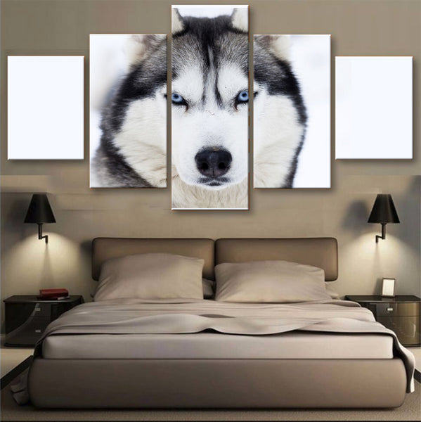 HD PRINTED LIMITED EDITION ANIMAL CANVAS (ANC159014)
