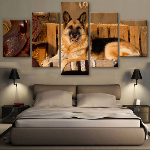 HD PRINTED LIMITED EDITION ANIMAL CANVAS (ANC159015)