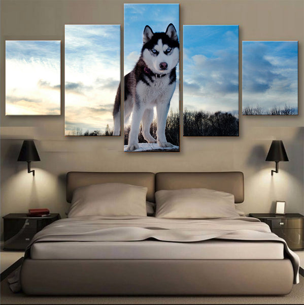 HD PRINTED LIMITED EDITION ANIMAL CANVAS (ANC159016)