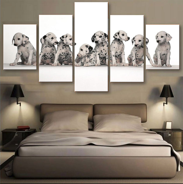 HD PRINTED LIMITED EDITION ANIMAL CANVAS (ANC159017)