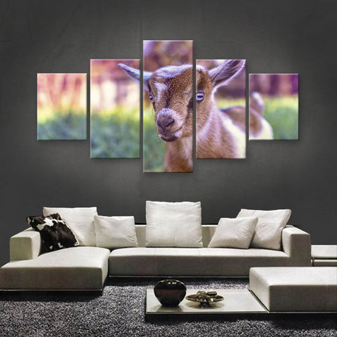HD PRINTED LIMITED EDITION ANIMAL CANVAS (ANC159019)