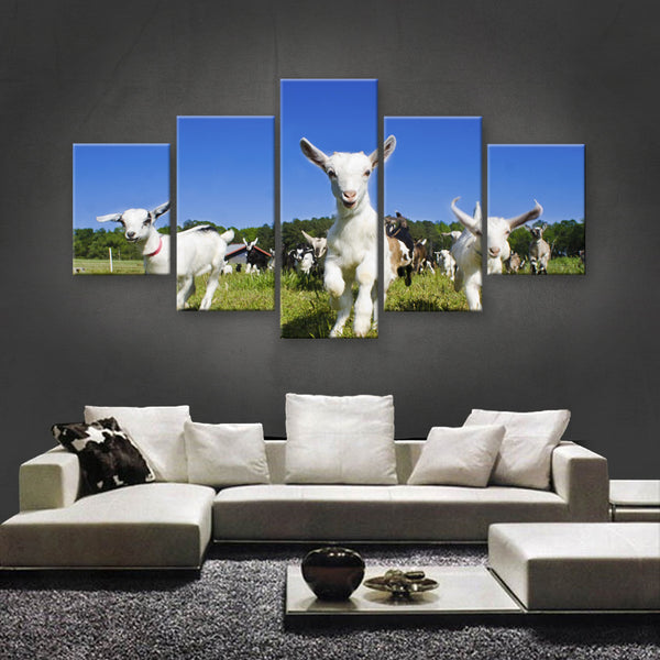 HD PRINTED LIMITED EDITION ANIMAL CANVAS (ANC159020)